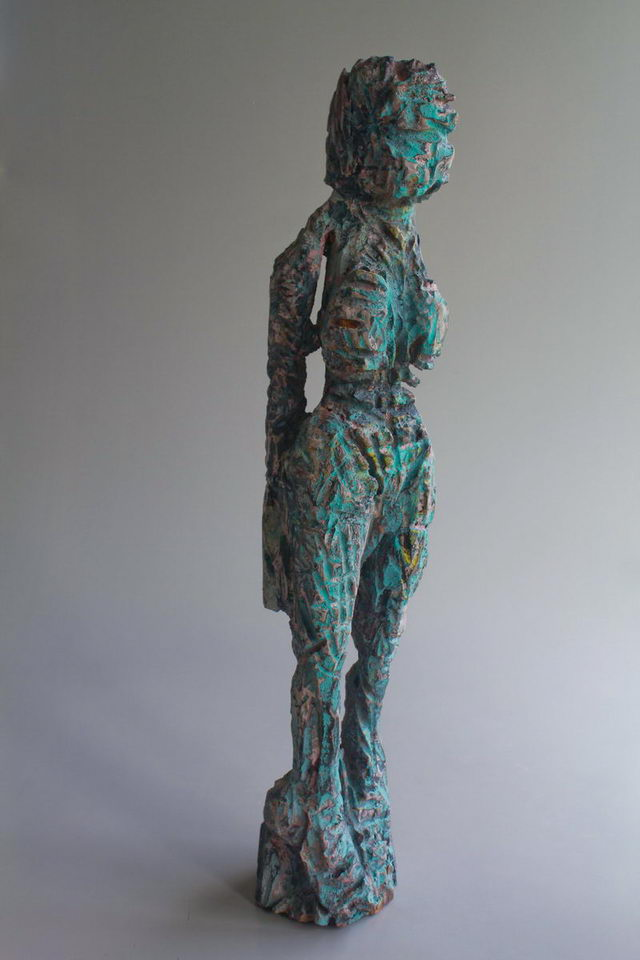 Akeem Kalugalla - Contemporary Sculpture - Sri Lanka